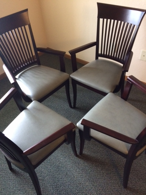 Jamco Chairs at an Assisted Living Facility
