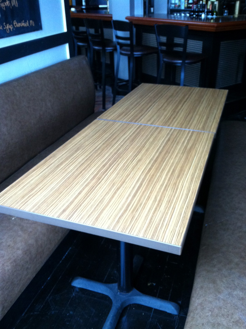 Laminate Table